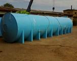 Накопительная емкость 30 м3 для питьевой воды